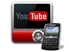 youtube to Blackberry Torch 9850